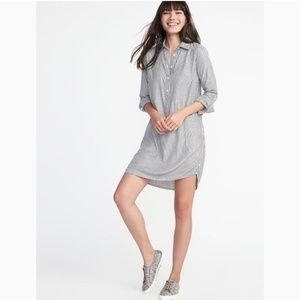Old Navy twill pull over dress
